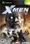 X-Men Legends II: Rise of Apocalypse X-Men Legends II: Rise of Apocalypse 551520plasticpsyche