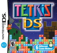 Tetris DS Tetris DS 551750SquallSnake7