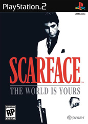 Scarface: The World Is Yours Scarface: The World Is Yours 552068ATomasino