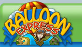 Balloon Express Balloon Express 552137asylum boy