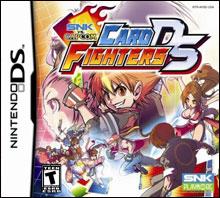 SNK vs Capcom Card Fighters SNK vs Capcom Card Fighters 552363SquallSnake7
