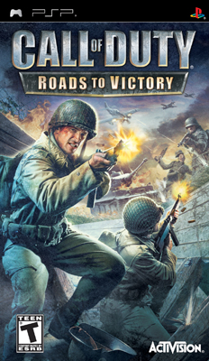 Call of Duty: Roads to Victory Call of Duty: Roads to Victory 553654SquallSnake7