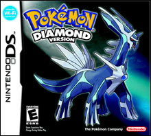 Pokemon Diamond Pokemon Diamond 553832SquallSnake7