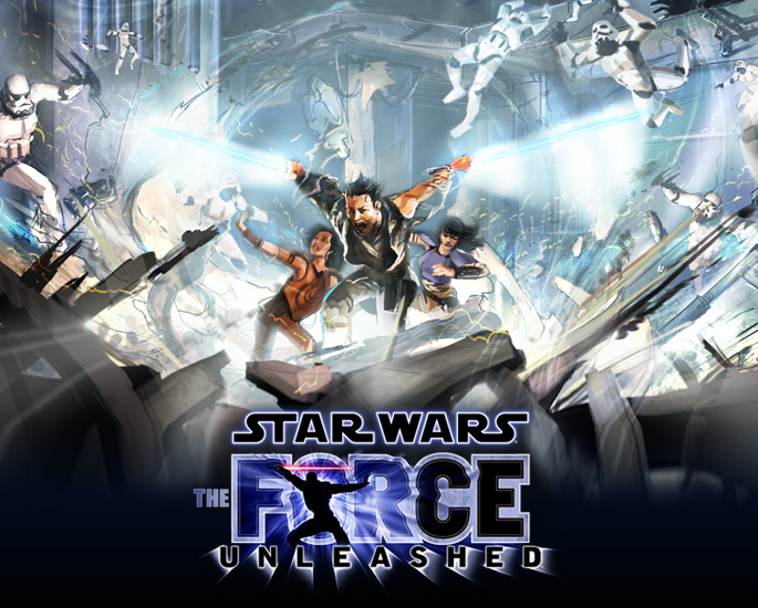Star Wars: The Force Unleashed Star Wars: The Force Unleashed 553833ATomasino