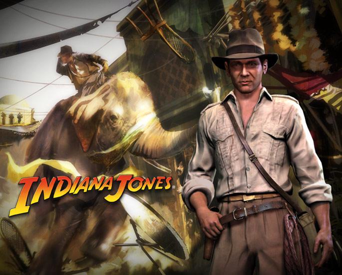 Indiana Jones Indiana Jones 553834ATomasino