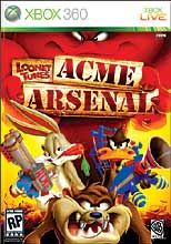 Loony Tunes ACME Arsenal Loony Tunes ACME Arsenal 553995Maverick