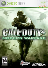 Call of Duty 4: Modern Warfare Call of Duty 4: Modern Warfare 554086SquallSnake7