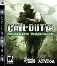 Call of Duty 4: Modern Warfare Call of Duty 4: Modern Warfare 554087SquallSnake7