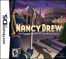 Nancy Drew: The Deadly Secret of Olde World Park Nancy Drew: The Deadly Secret of Olde World Park 554155SquallSnake7
