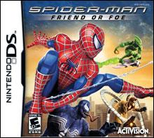 Spider-Man: Friend or Foe Spider-Man: Friend or Foe 554215SquallSnake7