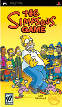 The Simpsons Game The Simpsons Game 554398Maverick