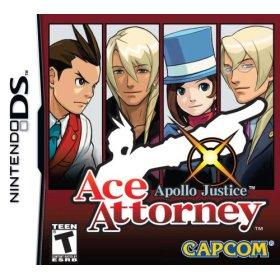 Apollo Justice: Ace Attorney Apollo Justice: Ace Attorney 554668SquallSnake7