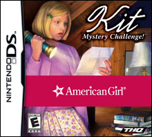 American Girl: Kit Mystery Challenge American Girl: Kit Mystery Challenge 554746Maverick