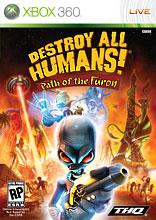 Destroy All Humans! Path of the Furon Destroy All Humans! Path of the Furon 554998Maverick