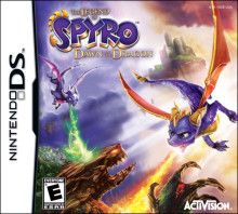 The Legend of Spyro: Dawn of the Dragon The Legend of Spyro: Dawn of the Dragon 555129Maverick