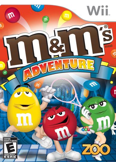 M&Ms Adventure M&Ms Adventure 555227SquallSnake7
