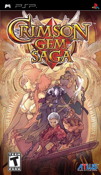 Crimson Gem Saga Crimson Gem Saga 555332SquallSnake7