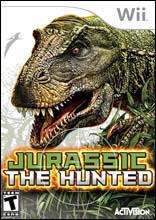 Jurassic the Hunted Jurassic the Hunted 555536SquallSnake7