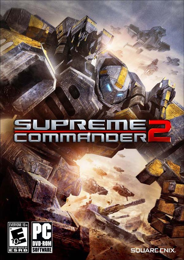 Supreme Commander 2 Supreme Commander 2 555584spudlyff8fan