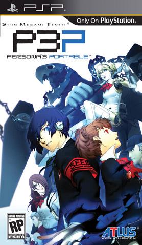 Shin Megami Tensei: Persona 3 Portable Shin Megami Tensei: Persona 3 Portable 555637SquallSnake7