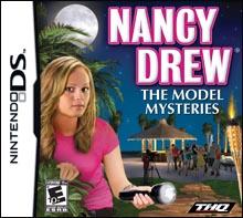 Nancy Drew: Model Mysteries Nancy Drew: Model Mysteries 555668SquallSnake7