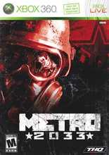 Metro 2033 Metro 2033 555710SquallSnake7