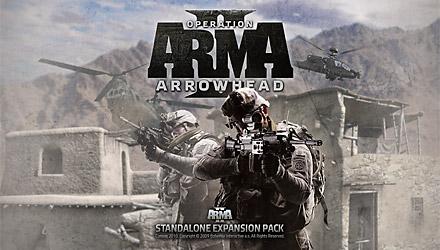 ARMA II Operation Arrowhead ARMA II Operation Arrowhead 555800SquallSnake7