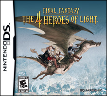 Final Fantasy: The 4 Heroes of Light Final Fantasy: The 4 Heroes of Light 555829SquallSnake7