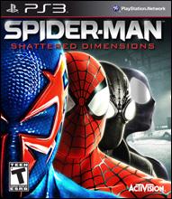 Spider-man: Shattered Dimensions Spider-man: Shattered Dimensions 555935SquallSnake7