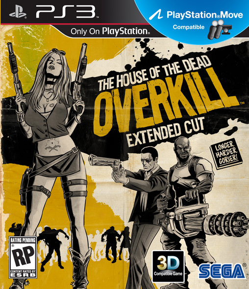 The House of the Dead: Overkill - Extended Cut The House of the Dead: Overkill – Extended Cut 556088SquallSnake7