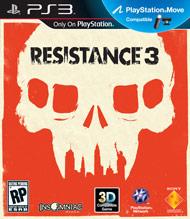 Resistance 3 Resistance 3 556126SquallSnake7