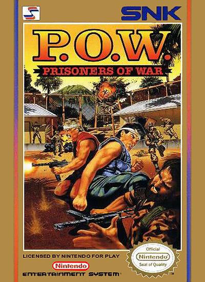 P.O.W. P.O.W. 556197SquallSnake7