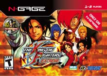 KOF: Extreme ships for the N-Gage KOF: Extreme ships for the N-Gage 634Wsv771