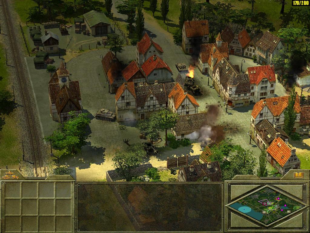 CDV announces Blitzkrieg II for the PC CDV announces Blitzkrieg II for the PC 858Stan