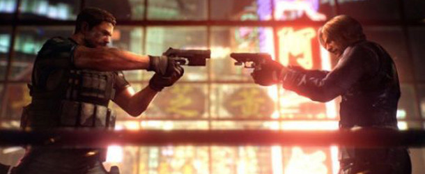 Resident Evil 6 Set To Get Patched Resident Evil 6 Set To Get Patched RE6