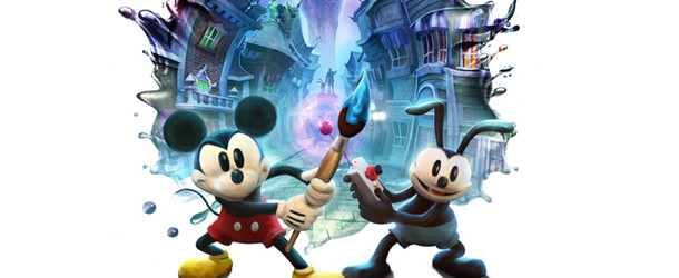 Epic Mickey 2 Trailer - Reconstructed Wasteland Epic Mickey 2 Trailer – Reconstructed Wasteland Epic Mickey2 1