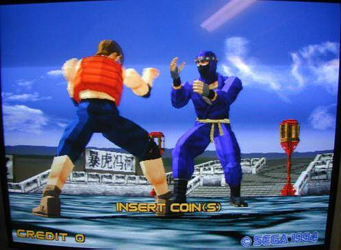 Sega Releasing Virtua Fighter 2, Fighting Vipers, and Sonic the Fighters to XBLA/PSN for Low Price Sega Releasing Virtua Fighter 2, Fighting Vipers, and Sonic the Fighters to XBLA/PSN for Low Price VF2