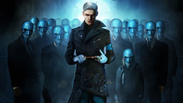 Vergil Playable in DmC DLC Vergil Playable in DmC DLC vergil