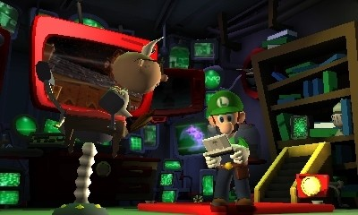 Luigi's Mansion Dark Moon (3DS) Preview Luigi's Mansion Dark Moon (3DS) Preview Luigi Mansion1