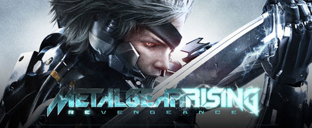 Buy Metal Gear Rising, Get Free DLC Buy Metal Gear Rising, Get Free DLC RisingBanner