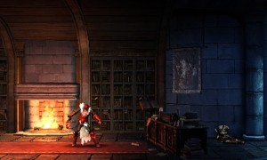 Simon investigates in the library New Castlevania Mirror of Fate (3DS) Screens New Castlevania Mirror of Fate (3DS) Screens Simon investigates in the library 300x180
