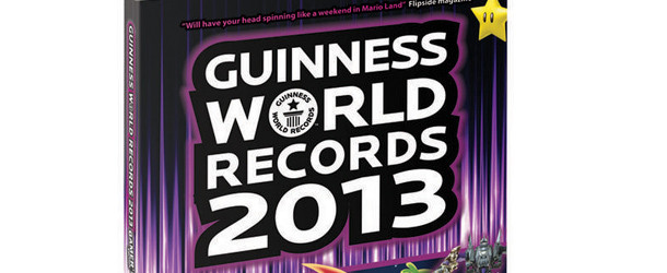 Guinness World Records 2013 Gamer's Edition Book Review Guinness World Records 2013 Gamer's Edition Book Review Guinness Gamers 2013 Banner
