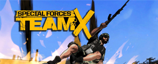 Special Forces Team X (XBLA) Review Special Forces Team X (XBLA) Review Special Forces Team X banner