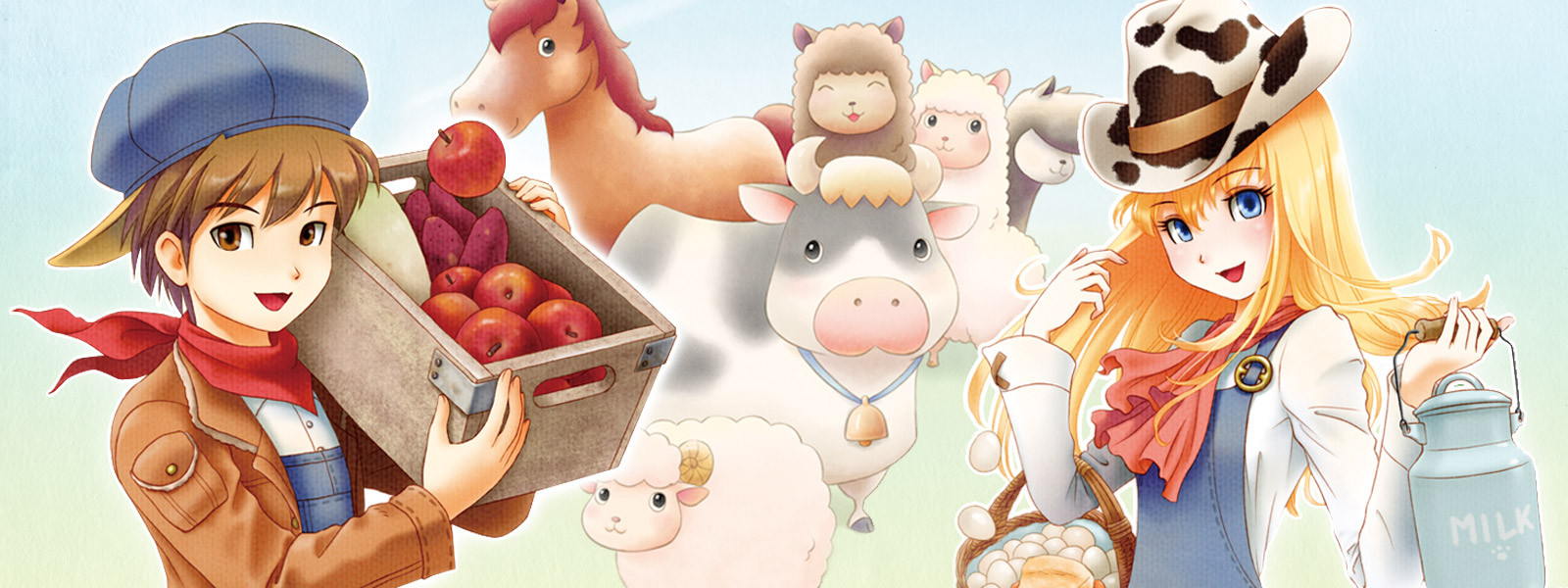 Harvest Moon Harvest Moon: A New Beginning (3DS) Review HM ANB 110112 1600