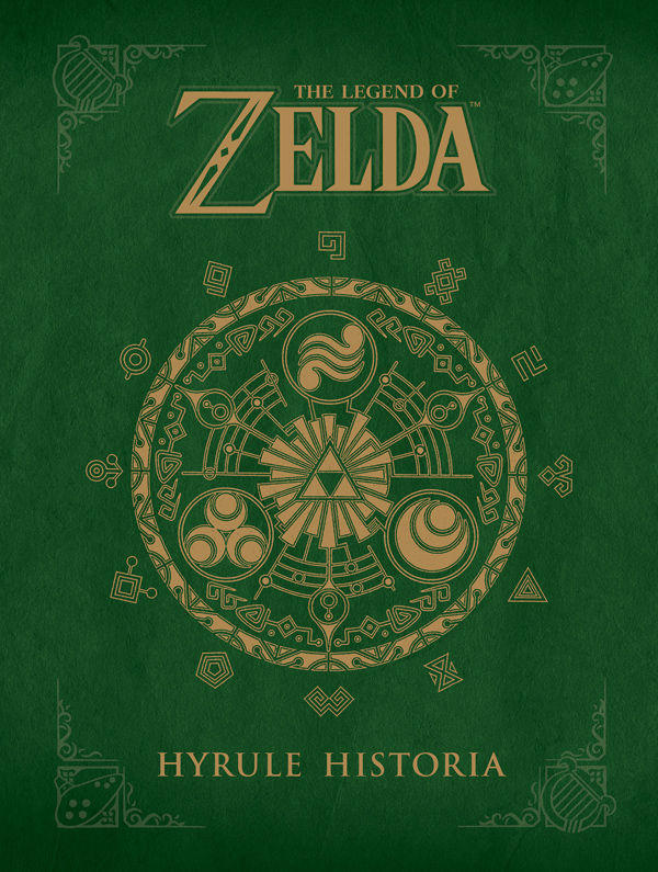 Epic cover Hyrule Historia Book Hyrule Historia Book Review Hyrule Historia Book