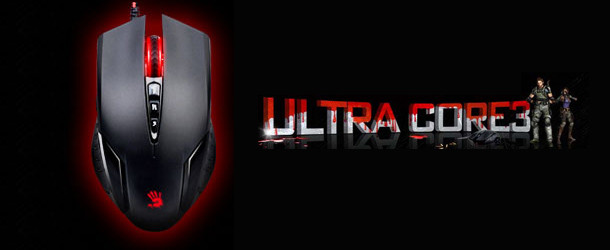 A4-Tech: Bloody Ultra Core 3 Gaming Mouse Review (Hardware) A4-Tech: Bloody Ultra Core 3 Gaming Mouse Review (Hardware) Ultra Core 3 BannerNew