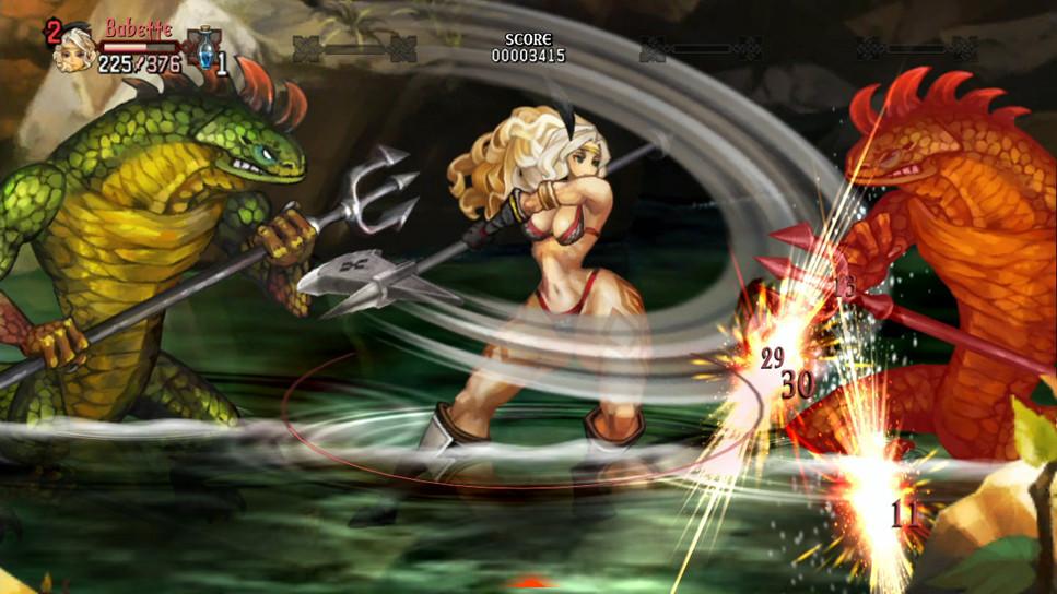 dc04 Atlus Dragon's Crown Playstation 3 Vita PSN Altus Set to Bring Dragon's Crown to PSN/PS3 This Summer dc04