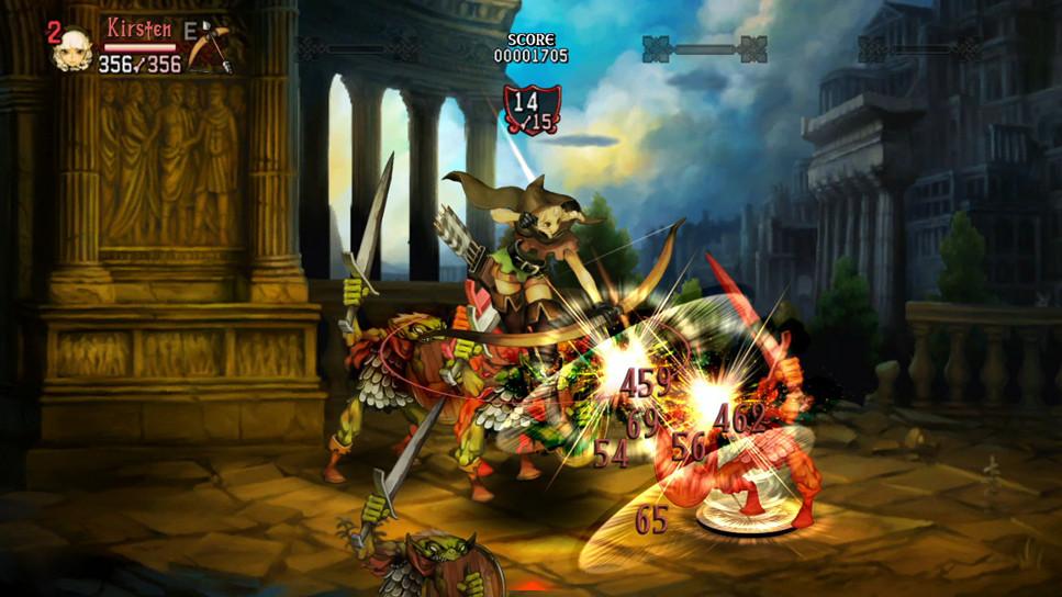 dc06 Atlus Dragon's Crown Playstation 3 Vita PSN Altus Set to Bring Dragon's Crown to PSN/PS3 This Summer dc06