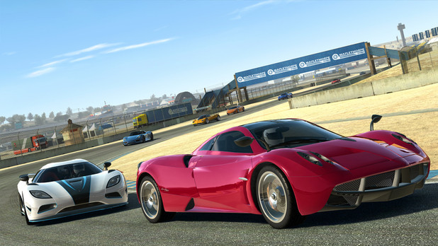 Real Racing 3 Real Racing 3 Real Racing 3 is Now Available Across Mobile Platforms gaming real racing 3 4