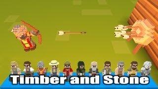 Timber and Stone Timber and Stone Timber and Stone (PC) Review mqdefault